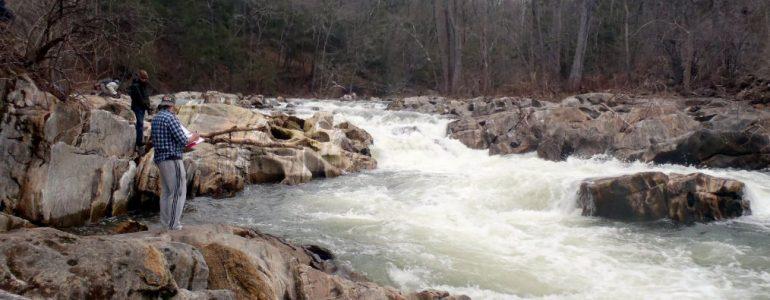 NE housatonic River